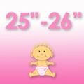 """25""""-26"""" Custom Reborn Dolls"""