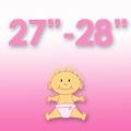 "27""-28"" Custom Reborn Doll"