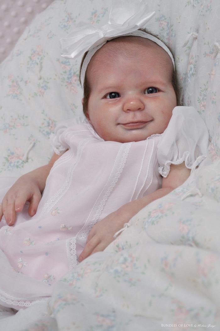 "Eliza 22"" Custom Reborn Doll"