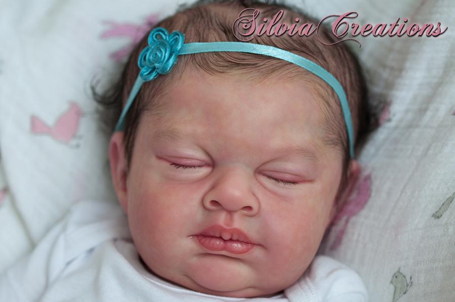 "Easton 23"" Custom Reborn Doll"